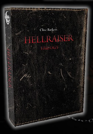 Hellraiser - 1-3 Trilogy - Limited Mediabook Edition [Blu-ray+DVD]