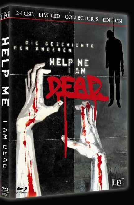 Help me I am Dead - Mediabook [Blu-ray+DVD]