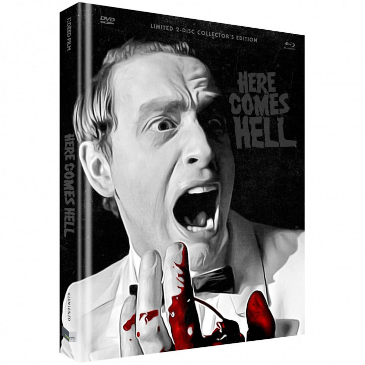 Here comes Hell - Limited Mediabook - Cover D [Blu-ray+DVD]