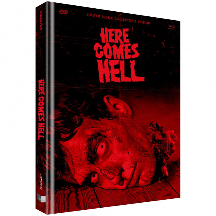 Here comes Hell - Limited Mediabook - Cover E [Blu-ray+DVD]
