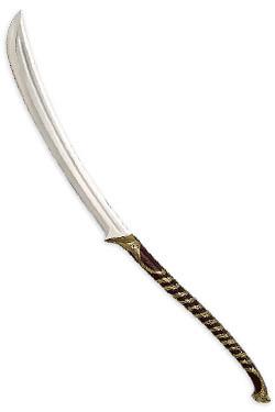 Herr der Ringe Replik 1/1 - Schwert eines Hochelben-Kriegers