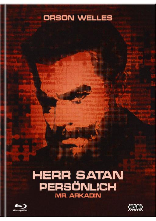 Herr Satan persönlich - Limited Mediabook Edition - Cover A [Blu-ray+DVD]