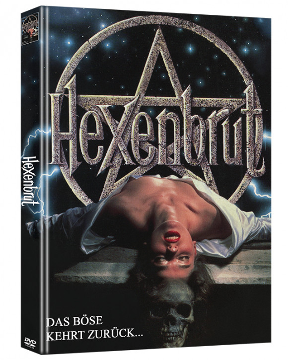 Hexenbrut - Witchcraft - Limited Mediabook Edition [DVD]