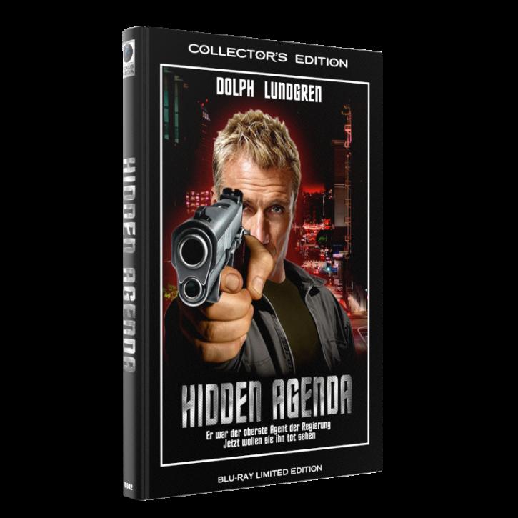 Hidden Agenda - grosse Hartbox [Blu-ray]