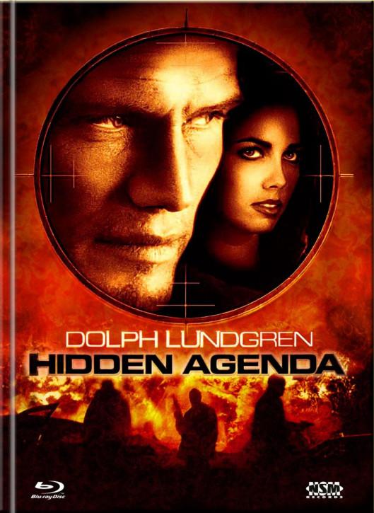 Hidden Agenda - Mediabook - Cover A [Blu-ray+DVD]