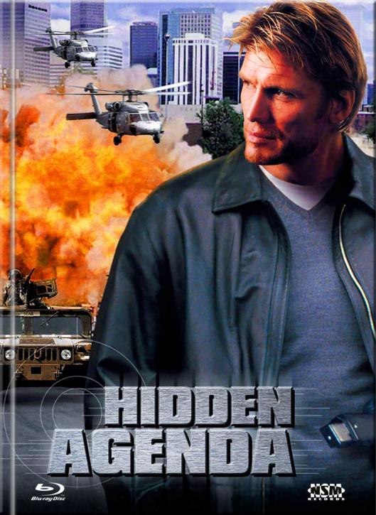 Hidden Agenda - Mediabook - Cover D [Blu-ray+DVD]