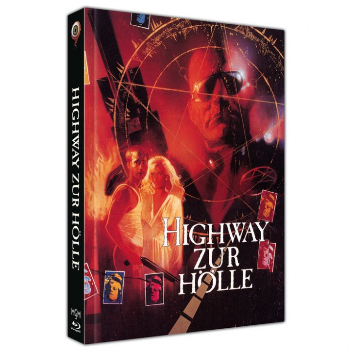 Highway zur Hölle - Limited Collectors Edition - Cover D [Blu-ray+DVD]