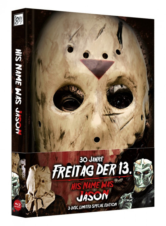 His Name was Jason  - Mediabook inkl. Keilschuber [Blu-ray+DVD]