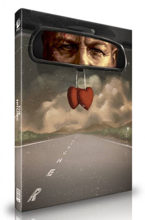 The Hitcher (2007) - Limited Mediabook Edition - Cover A [Blu-ray+CD]