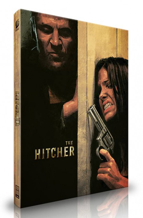 The Hitcher (2007) - Limited Mediabook Edition - Cover B [Blu-ray+CD]