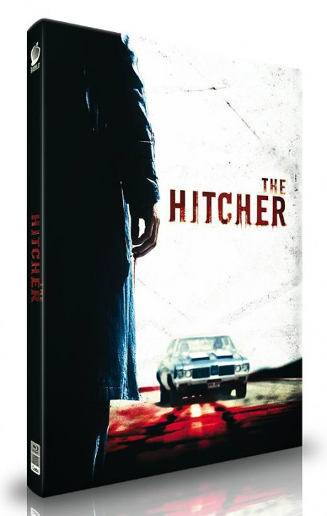 The Hitcher (2007) - Limited Mediabook Edition - Cover C [Blu-ray+CD]