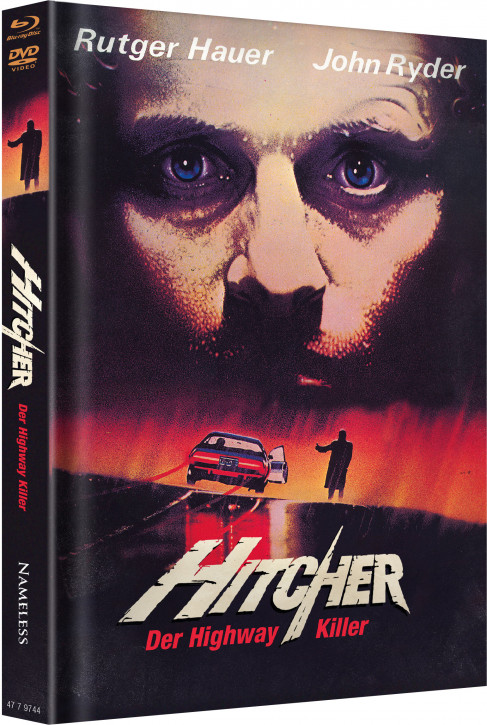 Hitcher - Limited Mediabook Edition - Cover A [Blu-ray+DVD]