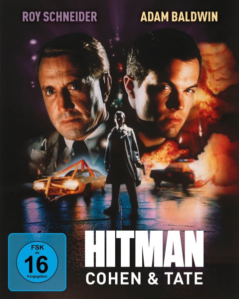 Hitman - Cohen & Tate - Limited Mediabook Edition - Cover B [Blu-ray+DVD]