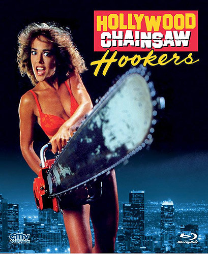 Hollywood Chainsaw Hookers - Mediabook [Blu-ray]