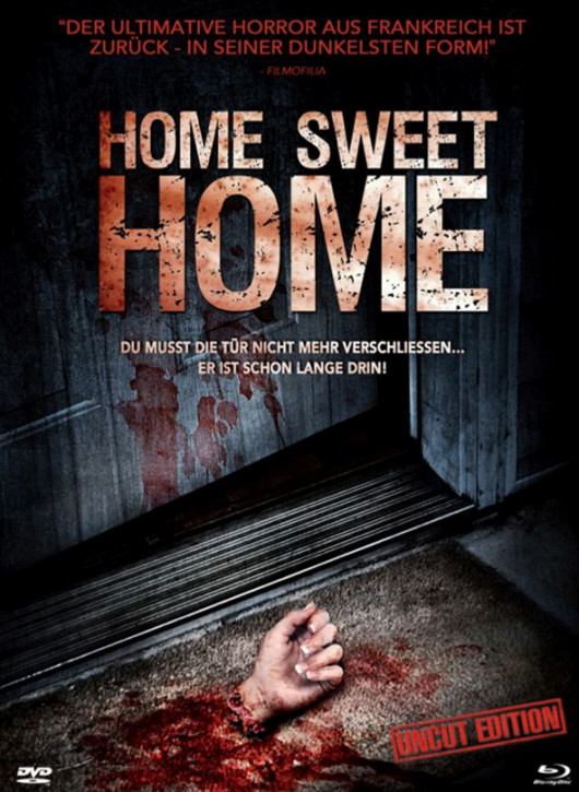 Home Sweet Home - Limited Mediabook Edition [Blu-ray+DVD]