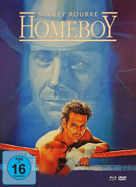 Homeboy - Mediabook - Cover B [Blu-ray+DVD]