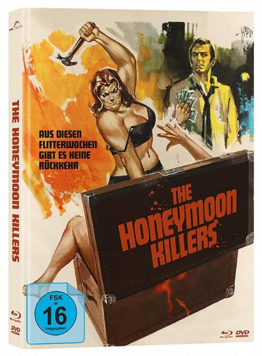 The Honeymoon Killers - Mediabook - Cover B [Blu-ray+DVD]