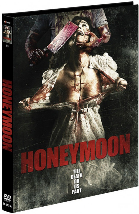 Honeymoon - Limited Mediabook Edition - Cover A [DVD]