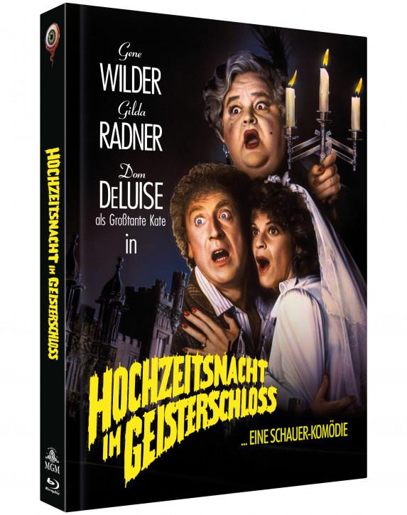 Hochzeitsnacht im Geisterschloss - Limited Collectors Edition Mediabook - Cover A [Blu-ray+DVD]