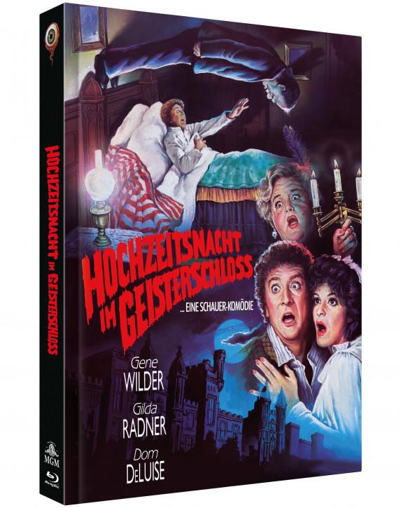 Hochzeitsnacht im Geisterschloss - Limited Collectors Edition Mediabook - Cover B [Blu-ray+DVD]
