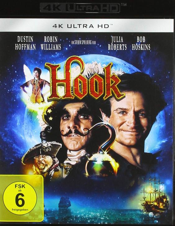 Hook [4K UHD Blu-ray]