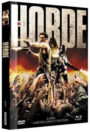 Die Horde - Limited Uncut Edition - Cover A [Blu-ray+DVD]