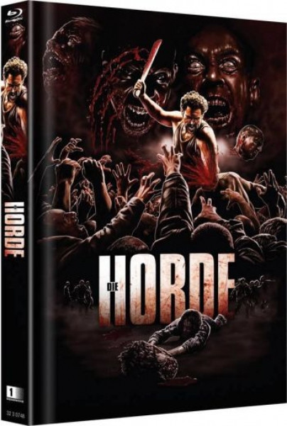 Die Horde - Limited Mediabook Edition - Cover D [Blu-ray]