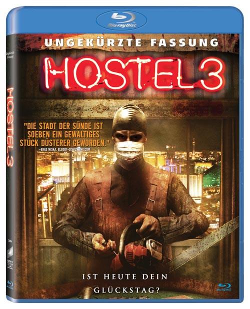 Hostel 3 - Uncut [Blu-ray]