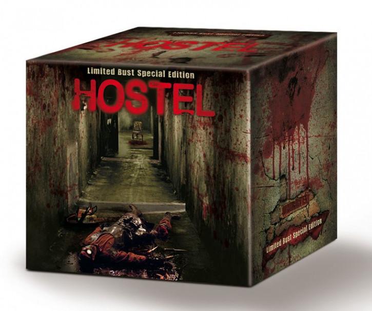 Hostel - Büste inkl. Mediabook [Blu-ray+DVD]