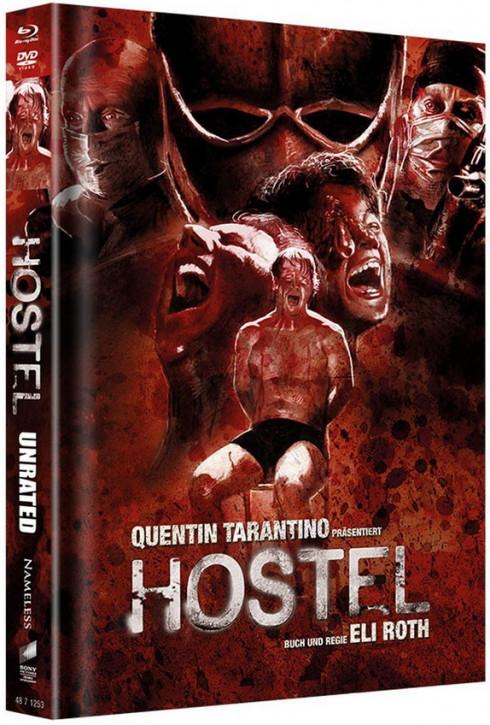 Hostel - Limited Mediabook Edition [Blu-ray+DVD]