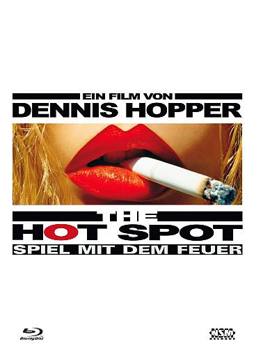 The Hot Spot - Limited Collector's Edition - Cover B [Bluray+DVD]