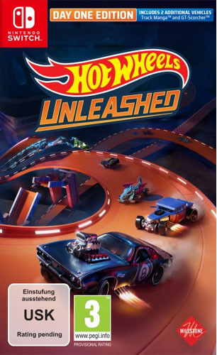 Hot Wheels Unleashed - Day One Edition [Nintendo Switch]