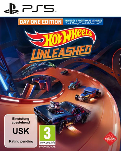 Hot Wheels Unleashed - Day One Edition [PS5]