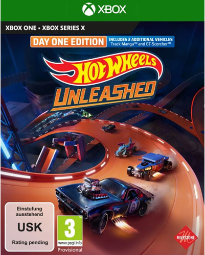 Hot Wheels Unleashed - Day One Edition [Xbox One]