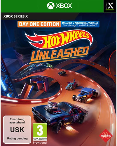 Hot Wheels Unleashed - Day One Edition [Xbox Series X]