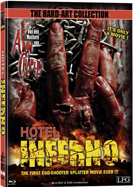 Hotel Inferno - Mediabook [Blu-ray+DVD]