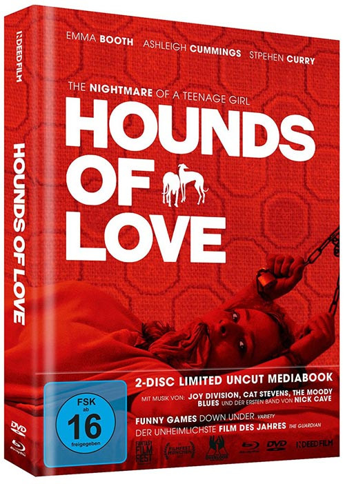 Hounds of Love - Limited Collector's Edition [Bluray+DVD]