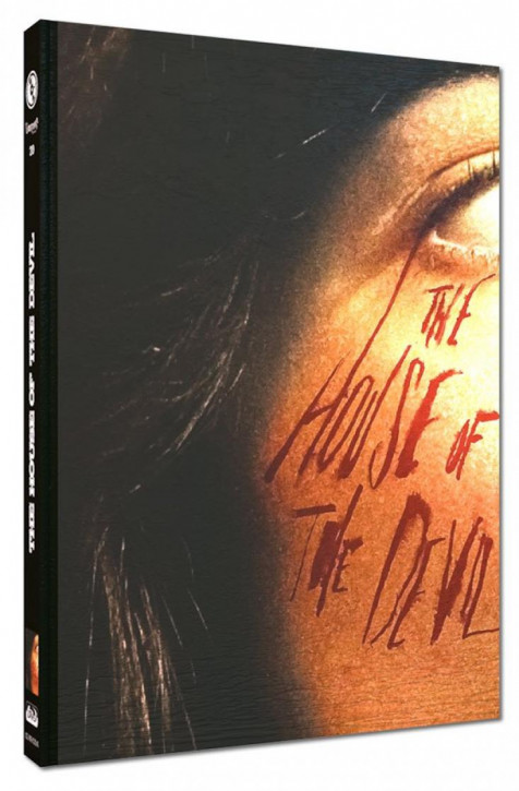 The House of the Devil - Limited Mediabook Edition - Cover A [Blu-ray+DVD]