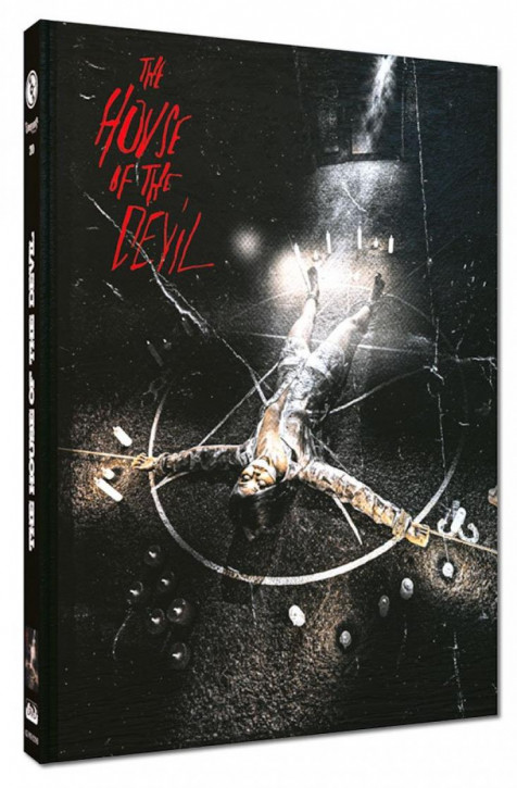 The House of the Devil - Limited Mediabook Edition - Cover B [Blu-ray+DVD]