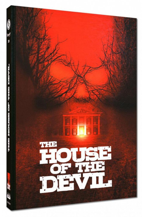 The House of the Devil - Limited Mediabook Edition - Cover C [Blu-ray+DVD]