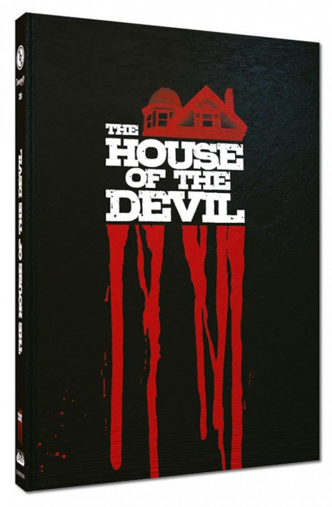 The House of the Devil - Limited Mediabook Edition - Cover D [Blu-ray+DVD]