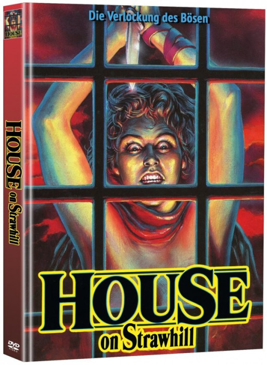 House on Strawhill - Limited Mediabook Edition (Super Spooky Stories #33) [DVD]