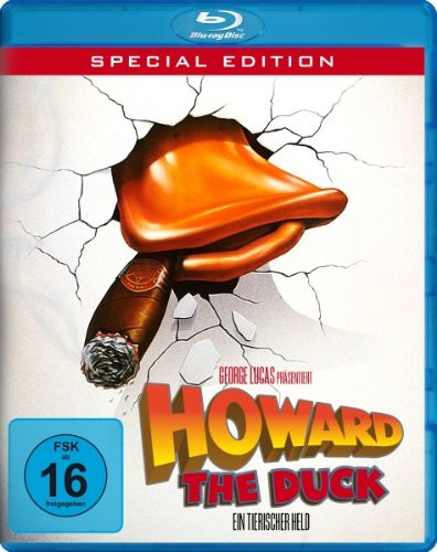 Howard - Ein tierischer Held - Special Edition [Blu-ray]
