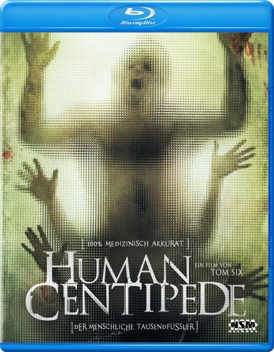 Human Centipede [Blu-ray]