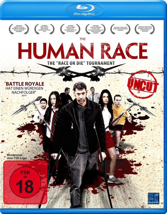 Human Race - Uncut [Blu-ray]