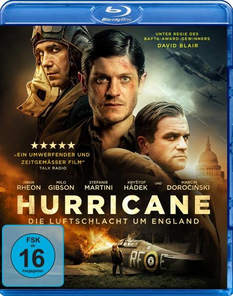 Hurricane - Luftschlacht um England [Blu-ray]
