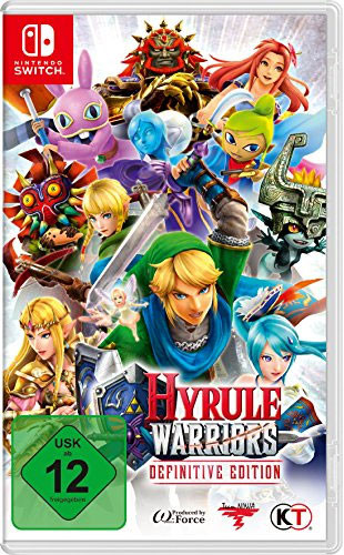 Hyrule Warriors - Definitive Edition [Nintendo Switch]
