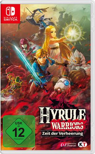 Hyrule Warriors - Zeit der Verheerung [Nintendo Switch]
