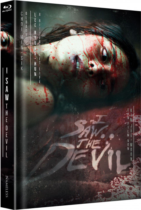 I Saw the Devil - Limited Mediabook Edition - Cover A [Blu-ray]