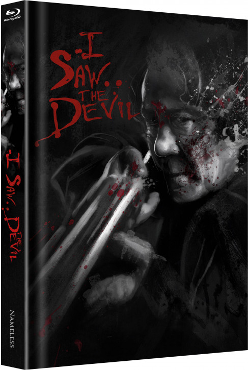 I Saw the Devil - Limited Mediabook Edition - Cover C [Blu-ray]